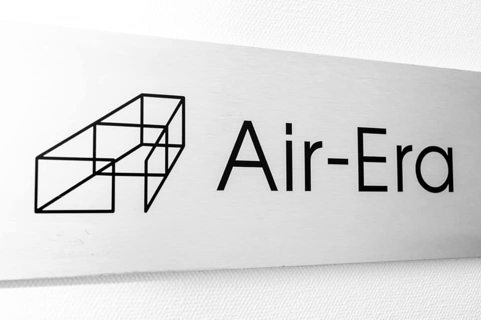 なないろのはな 東京オフィス Air-Eraロゴ